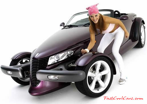 Plymouth Prowler, Fast and cool looking, pretty